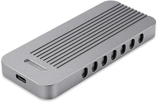 M.2 NVMe SSD a USB Type C Adaptador,USB 3.1 Tipo C a M.2