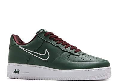 buying now lowest discount great fit Nike Men Air Force 1 Low Retro - Hong Kong Green Deep Forest ...