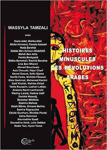 Téléchargez des livres en ligne gratuitement Histoires minuscules des Révolutions arabes PDF iBook PDB