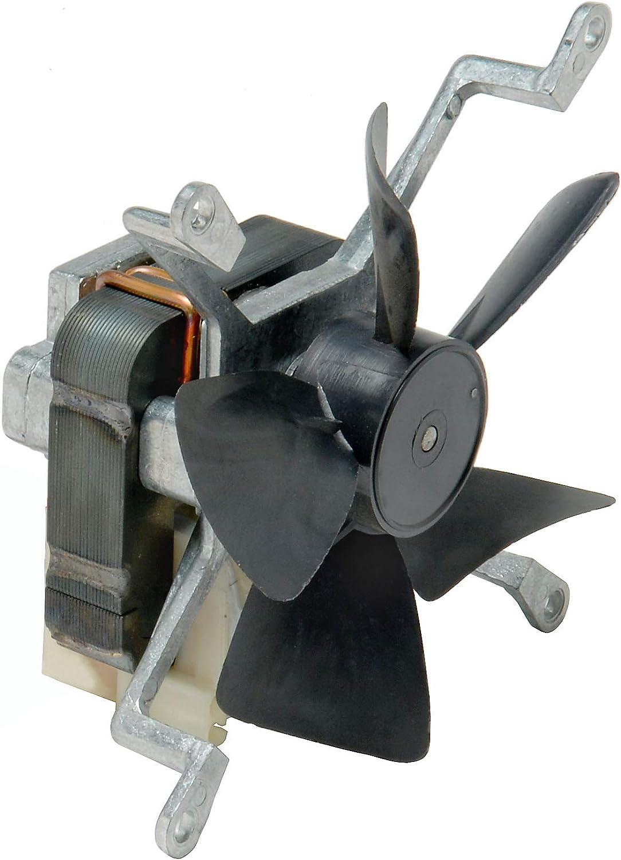 Universal Fireplace Blower Fan 100CFM 4 Blade 3000RPM #T1-RF100-2