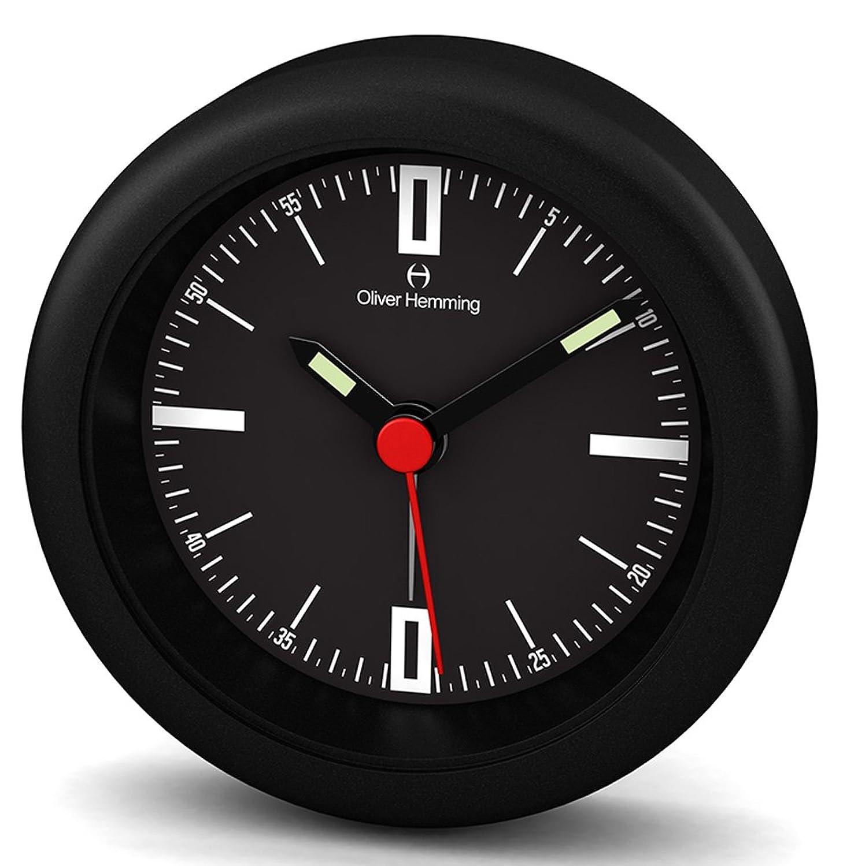 オリバーヘミング 置き時計 イギリスブランド アラーム 付き 58mm H58B45B [並行輸入品] B01MV4PPLU