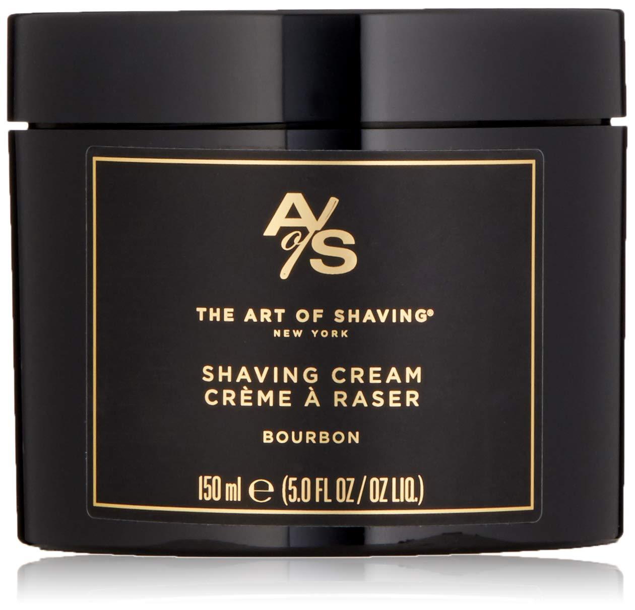 The Art of Shaving Bourbon Shaving Cream, 5 Fl. Oz. by The Art of Shaving