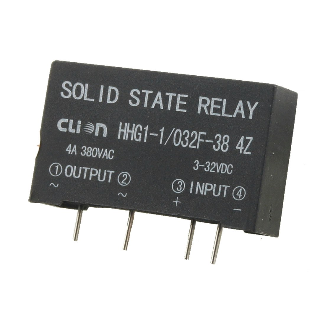 Sourcingmap Hhg1 1 032f 38 4z In 3 32v Dc Out 380v Ac 4a Pcb Solid State Relay Need Diode Diy Tools