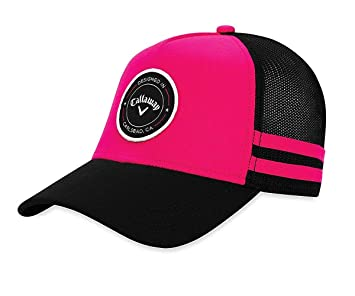 12350575d Callaway Golf 2019 Women's Trucker Hat, Pink: Amazon.ca: Sports ...