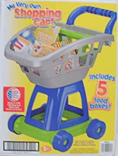 product image for Shopping Cart with 5 Food Boxes