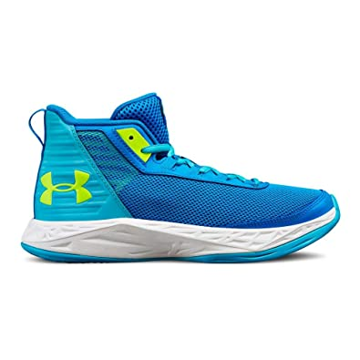 80a149ca Under Armour Girls' Grade School Jet 2018 Basketball Shoe