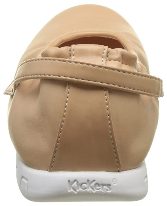 2def3b50a85f96 Kickers Belina, Ballerines Bout fermé Femme: Amazon.fr: Chaussures et Sacs