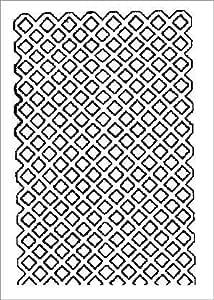 Amazon.com : 4x8 Cedar Lattice Panel : Trellises : Garden