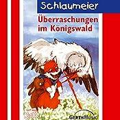 Überraschungen im Königswald (Schlaumeier 3) | Lisa Fuchs, Sven-Erik Tornow