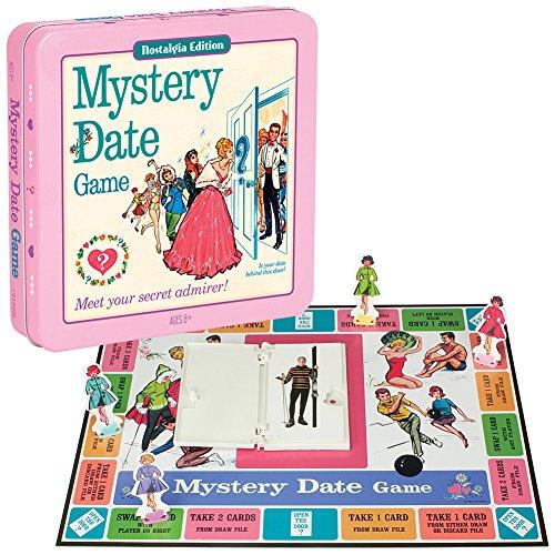 original mystery date board game - 3
