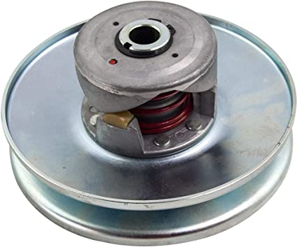 "40 Series Torque Converter 3//4/""Driven 1/""Driver Clutch Pulley Comet 40D Belt Set"