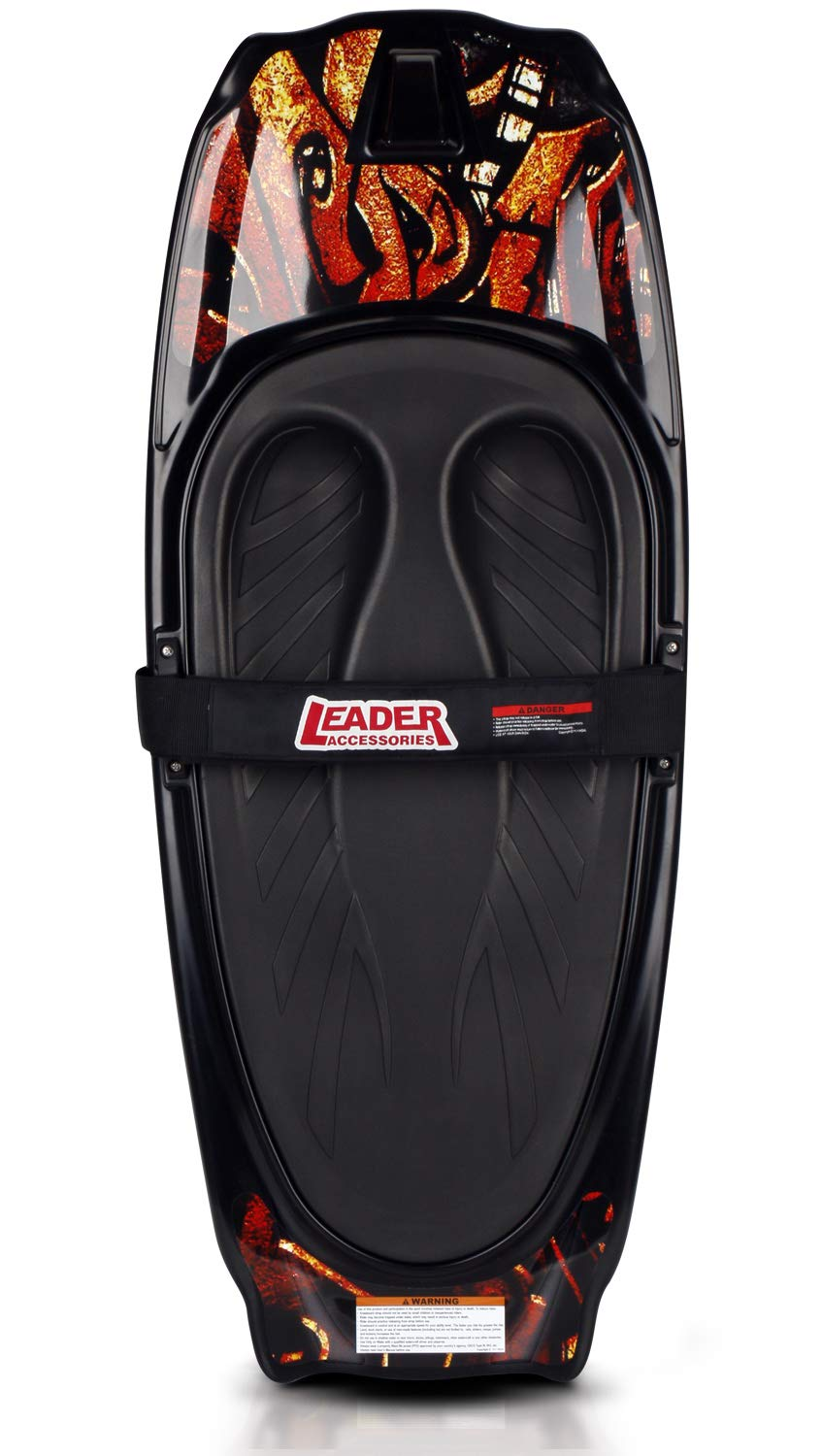 Leader Accessories Kneeboard (Red)