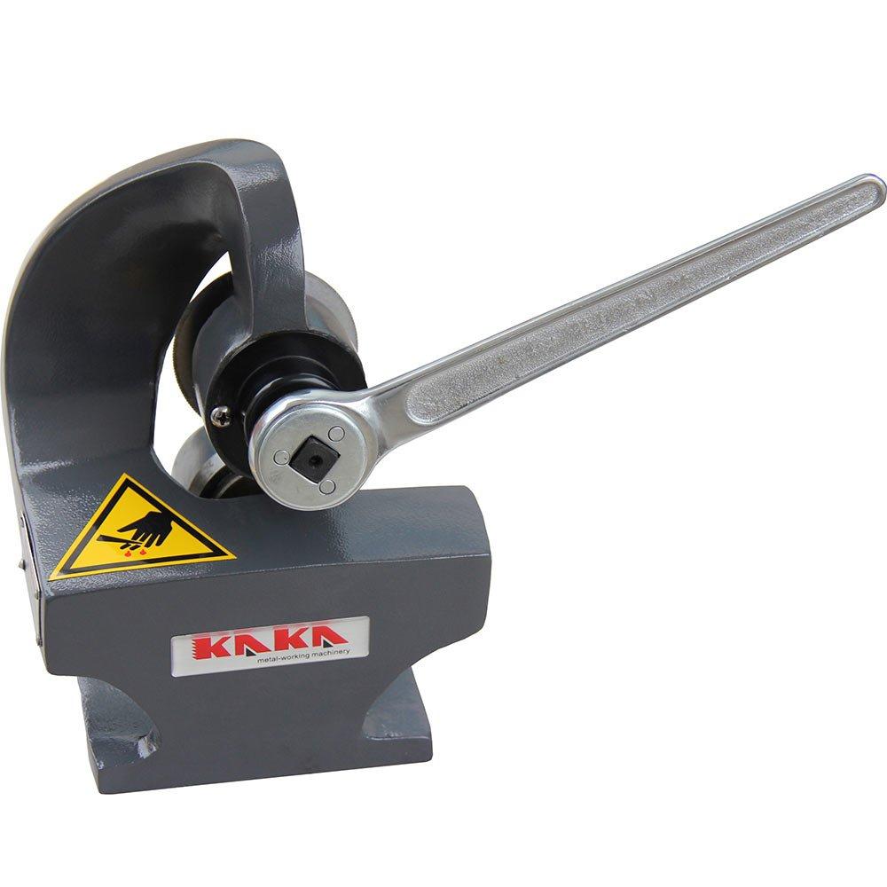 KAKA Industrial Multi-Purpose Throatless Sheet Metal Shear, Light Weight, Easy Operation Sheet Metal Cutter (MMS-2)