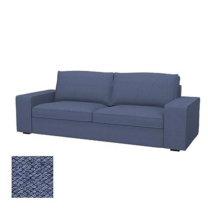 Amazon.com: Soferia - Replacement Cover for IKEA KIVIK 3 ...