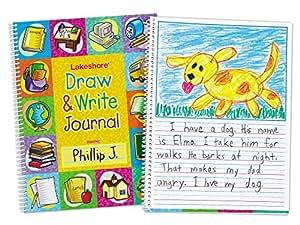 Lakeshore Draw & Write Journal