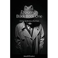 Espionage Black Book One: Intelligence Databases Explained