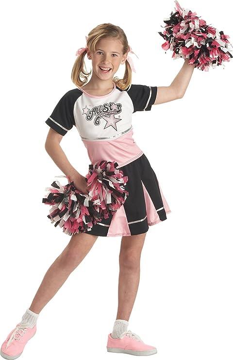 CHILD X-Small 4-6X All Star Cheerleader Costume  sc 1 st  Amazon.com & Amazon.com: CHILD X-Small 4-6X All Star Cheerleader Costume: Toys ...