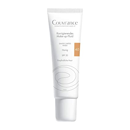 Avene Couvrance Korrigierendes Make-up Fluid Honig, 30 ml