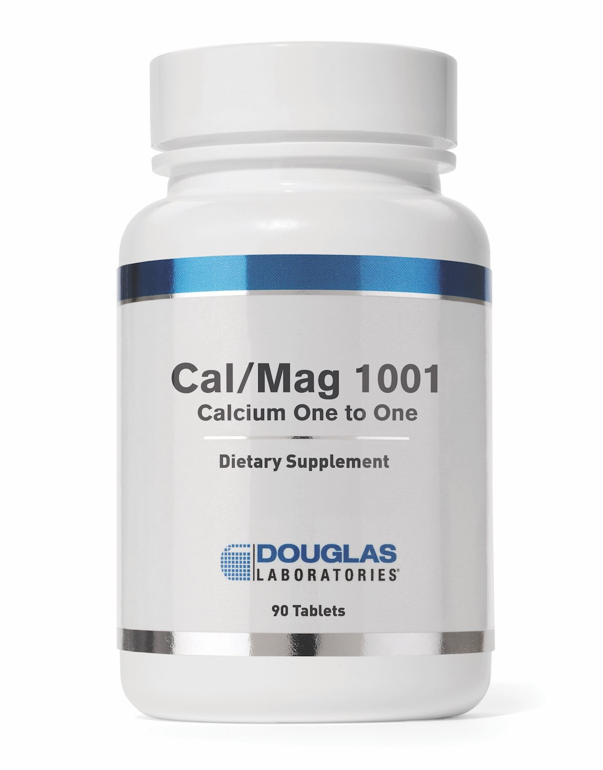 Douglas Laboratories - Cal/Mag 1001 (Calcium One to One) - with Magnesium and Other Nutrients to Support Healthy Bone Structure* - 90 Tablets