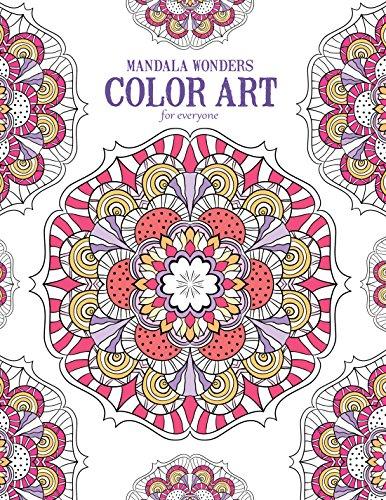 Mandala Wonders | Color Art for Everyone - Leisure Arts (6765)