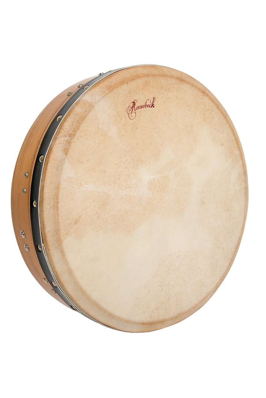 Roosebeck BTN4MT Inside Tunable Bodhran T-Bar, 14 x 3.5 Inches Mid-East Mfg. Incorporated