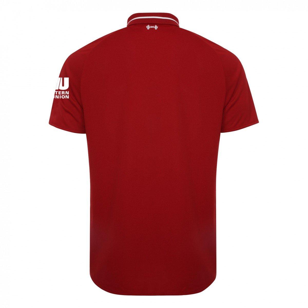 ebb6ec71f Amazon.com   2018-2019 Liverpool Home Football Soccer T-Shirt Jersey (Sadio  Mane 10)   Sports   Outdoors