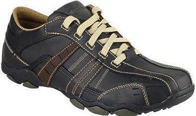 Skechers Diameter Vassell Herren Schuhe aus Leder