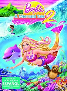 Amazon.com: Barbie in A Mermaid Tale 2 (Spanish Version ...