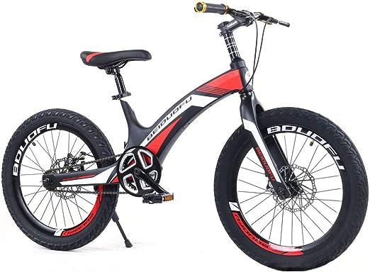 Jun Bicicleta para Niños De Aleación De Aluminio Y Magnesio De 20 ...