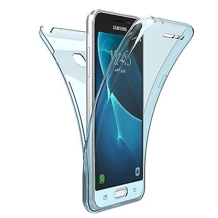 YSIMEE para Funda Samsung Galaxy J5 2017 EU,Xmas Decoración ...