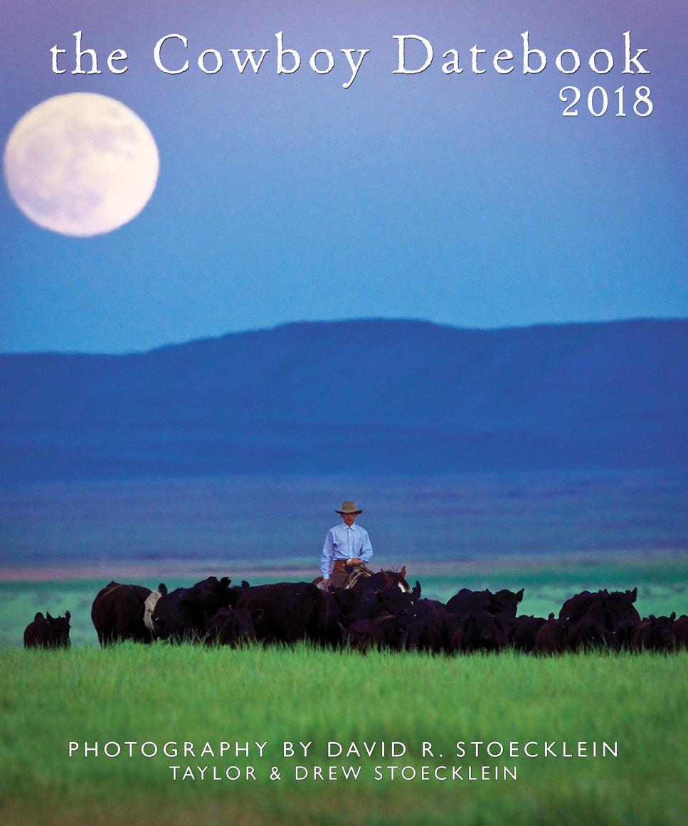 2018 Cowboy Datebook pdf