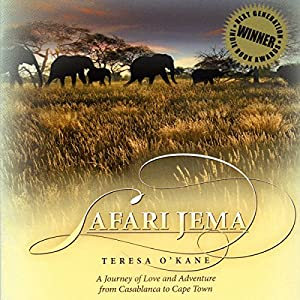 Safari Jema Audiobook