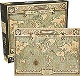 Aquarius Fantastic Beasts Map Jigsaw Puzzle (1000 Piece)