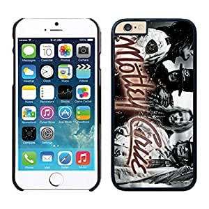 NEW DIY Unique Designed Case For Iphone 6 motley crue iPhone 6 4.7 TPU inch Phone Case 127