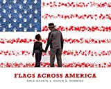 img - for Flags Across America book / textbook / text book