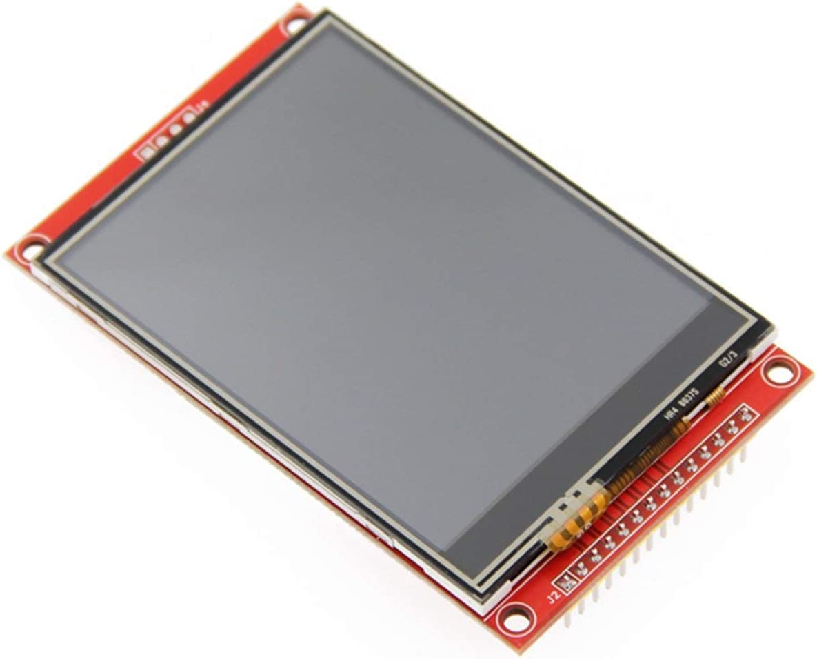 240 SPI S/érie TFT LCD /Écran Daffichage De Module Optique /Écran Tactile Pilote IC ILI9341 pour MCU Ballylelly 3,2 Pouces 320