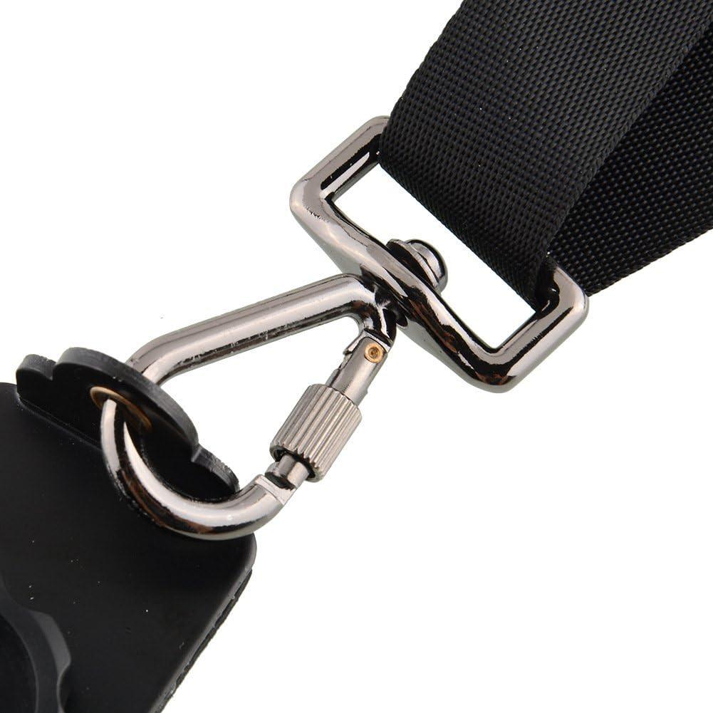 on for 2 Cameras Digital DS SSEDEW Double Dual Camera Shoulder Strap Quick Rapid Sling Camera Belt Adjustment for Can LR Strap