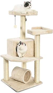 Migliori 7 Tiragraffi a torre per gatti