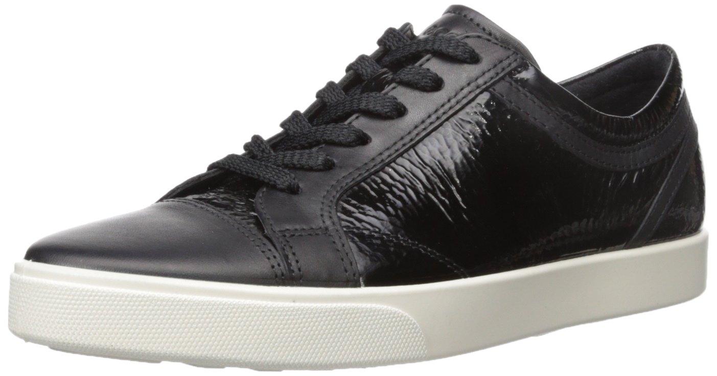 ECCO Gillian, Zapatillas Para Mujer 38 EU Negro (Black/Black)