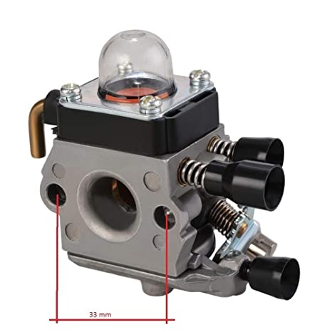 Vergaser für STIHL FS38 FS45 FS46 FS55 FS74 FS75 FS80 FS85 HL45 HL75 HS70 HS74