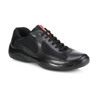 Meilleure vente magasin britannique Beau design Prada , Chaussures Homme - Noir - Noir,: Amazon.fr ...