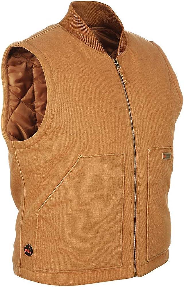 12v Mobile Warming Mens Foremen Bluetooth Battery Heated Vest