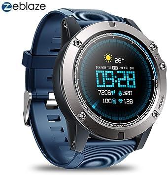 Zeblaze VIBE 3 PRO - Reloj inteligente deportivo con pantalla ...