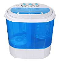 SuperDeal Compact Portable Washer Review