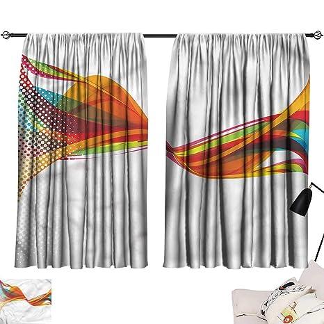 Hariiuet Rideaux Décoratifs Par Abstract Pixel Details Arc