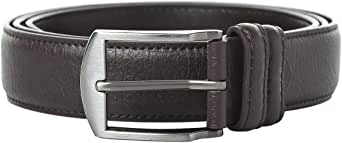 Venus Accessories Brown Leather Belt For Men