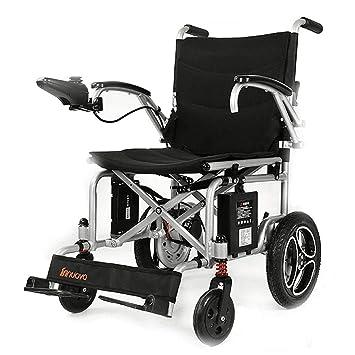 Sillas de ruedas eléctrica automática Inteligente para Personas ...