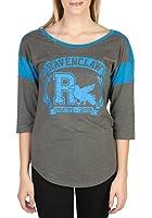 Harry Potter Ravenclaw Raglan Athletic Tee Shirt T-shirt