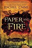 """Paper and Fire (The Great Library)"" av Rachel Caine"