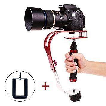 Estabilizador portátil Pro para cámara de video, estabilizador ...